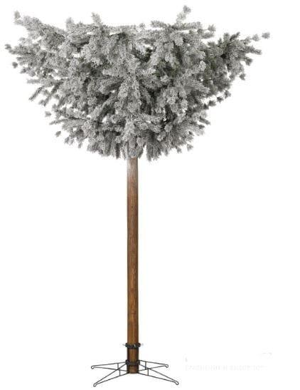 Купить Дерево Black Box Лексингтон заснеженное - 230 см в интернет магазине игрушек и детских товаров