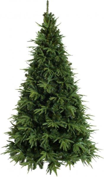 Купить Искусственная ель Crystal Trees Альба - 240 см в интернет магазине игрушек и детских товаров