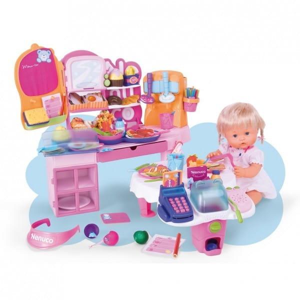 Купить Игровой набор Famosa Ресторан Ненуко с куклой в интернет магазине игрушек и детских товаров