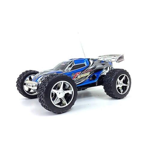 Радиоуправляемый внедорожник WL Toys Mini Truggy 1:32