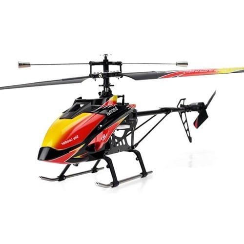 Купить Радиоуправляемый вертолет WL Toys V913 - 70 см в интернет магазине игрушек и детских товаров