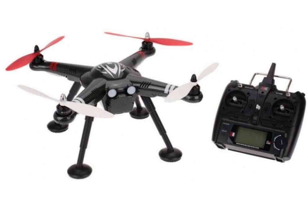 Радиоуправляемый квадрокоптер WL Toys XK Innovations Detect X380-A RTF 2.4G с HD камерой