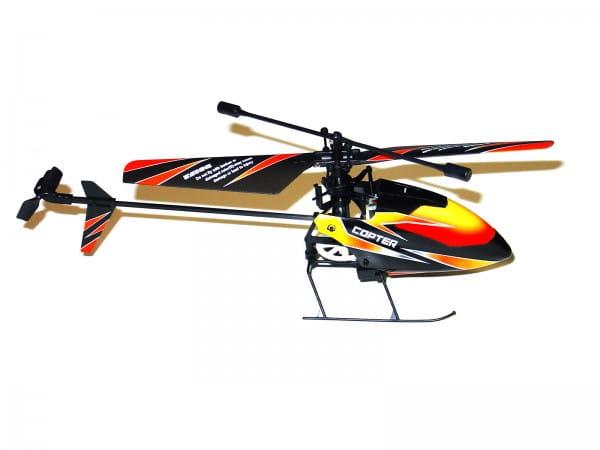 Купить Радиоуправляемый вертолет WL Toys V911 Copter - 22 см в интернет магазине игрушек и детских товаров