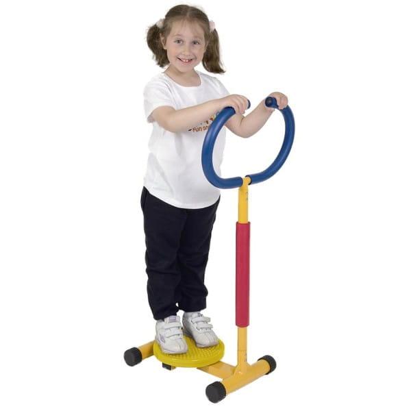 Купить Детский тренажер DFC Твистер в интернет магазине игрушек и детских товаров