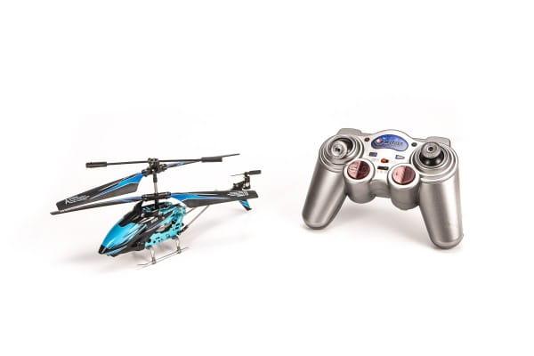 Купить Радиоуправляемый вертолет WL Toys Wltoys - 23 см в интернет магазине игрушек и детских товаров