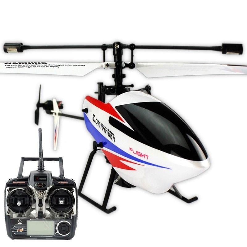 Радиоуправляемый вертолет WL TOYS V911 Pro Skywalker - 23 см