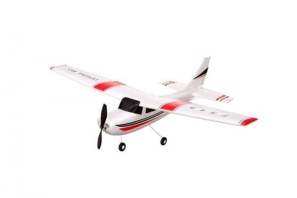 Купить Радиоуправляемый планер WL Toys Cessna - 40 см в интернет магазине игрушек и детских товаров