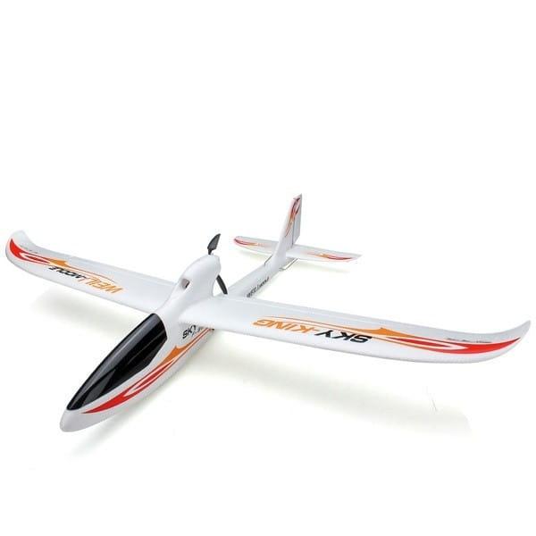 Радиоуправляемый планер WL Toys Sky King - 57 см