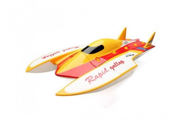Купить Радиоуправляемый катер WL Toys Brushless WL913 - 62 см в интернет магазине игрушек и детских товаров