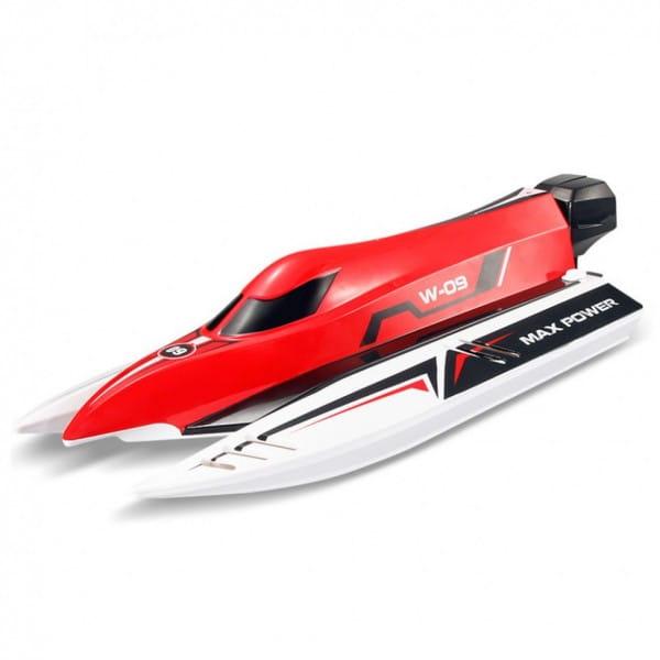 Купить Радиоуправляемый катер WL Toys Brushless WL915 - 43 см в интернет магазине игрушек и детских товаров