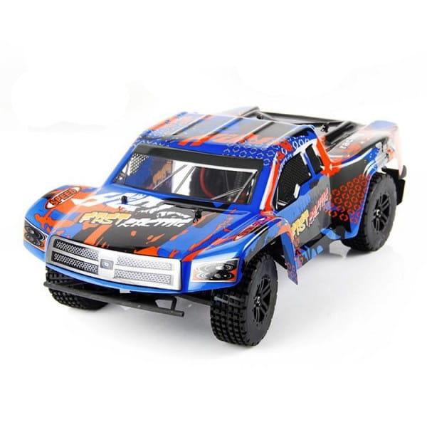 Купить Радиоуправляемая машина WL Toys Джип Pathfinder 1:12 в интернет магазине игрушек и детских товаров