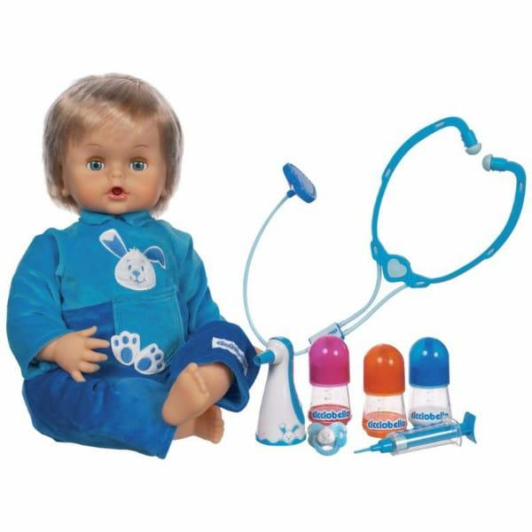 Купить Кукла Cicciobello с аксессуарами (Giochi Preziosi) в интернет магазине игрушек и детских товаров