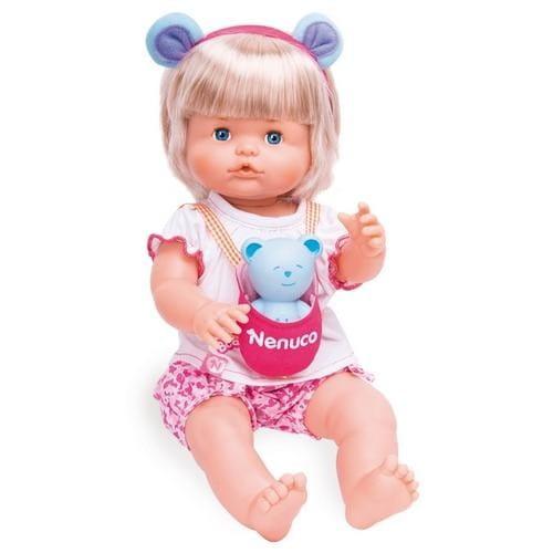 Купить Пупс Nenuco Ненуко - 42 см (Famosa) в интернет магазине игрушек и детских товаров