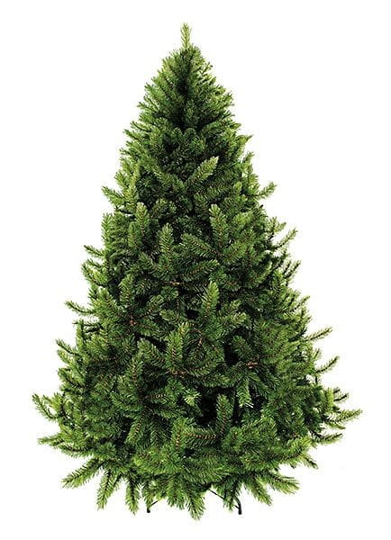 Купить Сосна Triumph Tree Серебряный бор - 215 см в интернет магазине игрушек и детских товаров