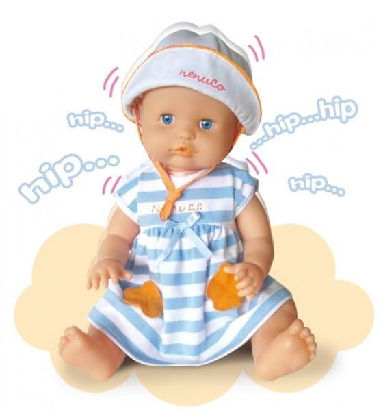Купить Пупс Nenuco Ненуко с аксессуарами - 42 см (Famosa) в интернет магазине игрушек и детских товаров