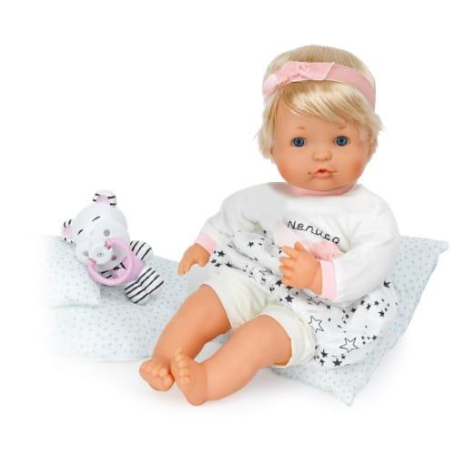Купить Интерактивный пупс Ненуко Засыпай, малышка (Famosa) в интернет магазине игрушек и детских товаров