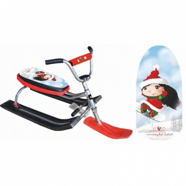 Купить Снегокат Барс Dream Team Vendy в интернет магазине игрушек и детских товаров