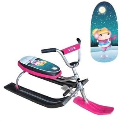 Купить Снегокат Барс Dream Team Betty в интернет магазине игрушек и детских товаров