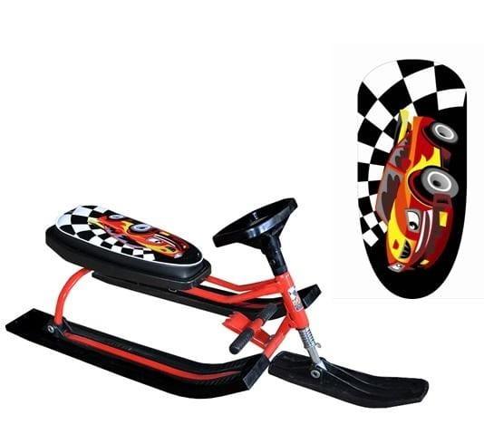 Купить Снегокат Барс Race Rally в интернет магазине игрушек и детских товаров