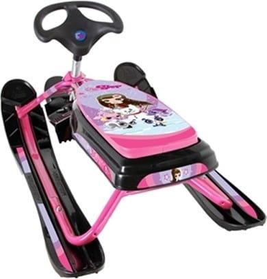 Купить Снегокат Snowstorm Littlest Pet Shop - Розовый в интернет магазине игрушек и детских товаров