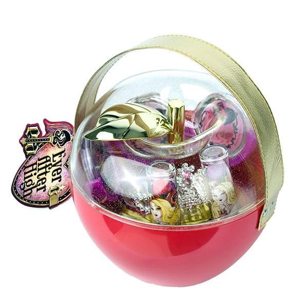 Купить Набор детской декоративной косметики Markwins Ever After High в яблоке в интернет магазине игрушек и детских товаров
