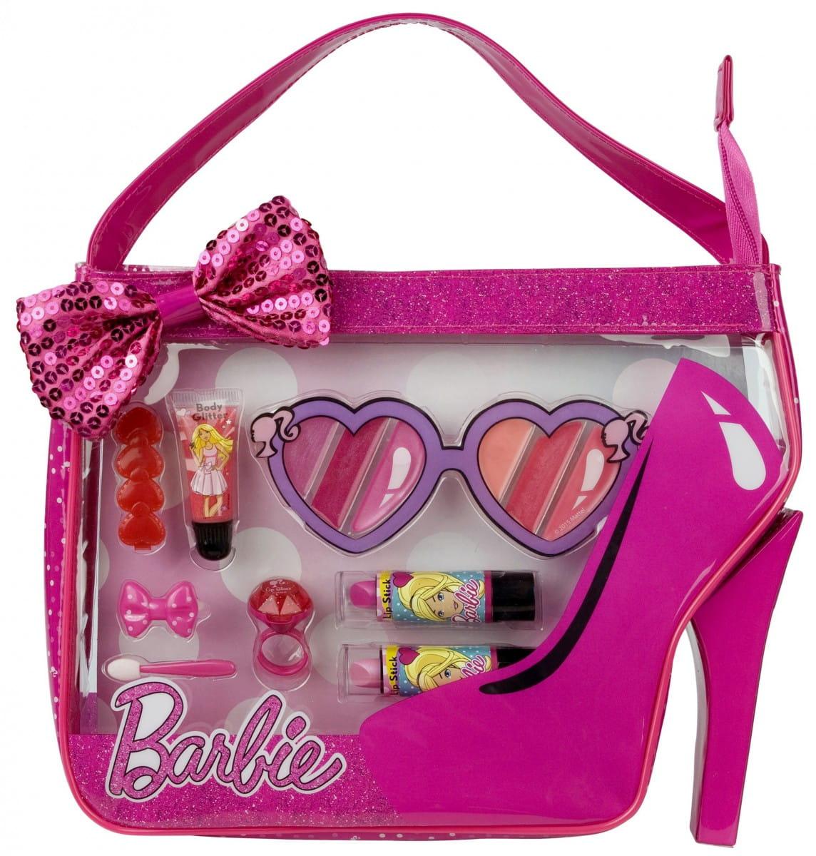 Набор детской декоративной косметики Markwins 9600951 Barbie в сумочке - 2