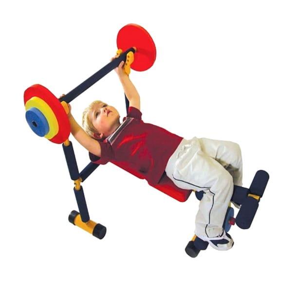 Купить Детская скамья для жима DFC в интернет магазине игрушек и детских товаров