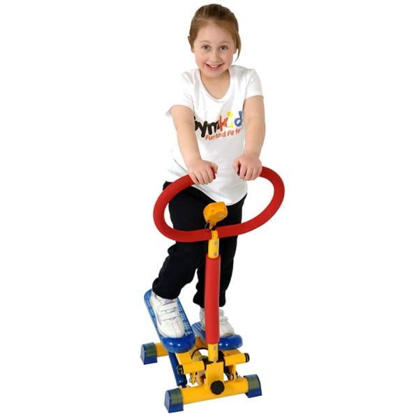 Купить Детский тренажер DFC Мини-степпер в интернет магазине игрушек и детских товаров