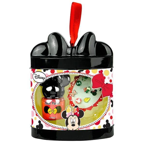 Купить Набор детской декоративной косметики Markwins Minnie для ногтей в интернет магазине игрушек и детских товаров
