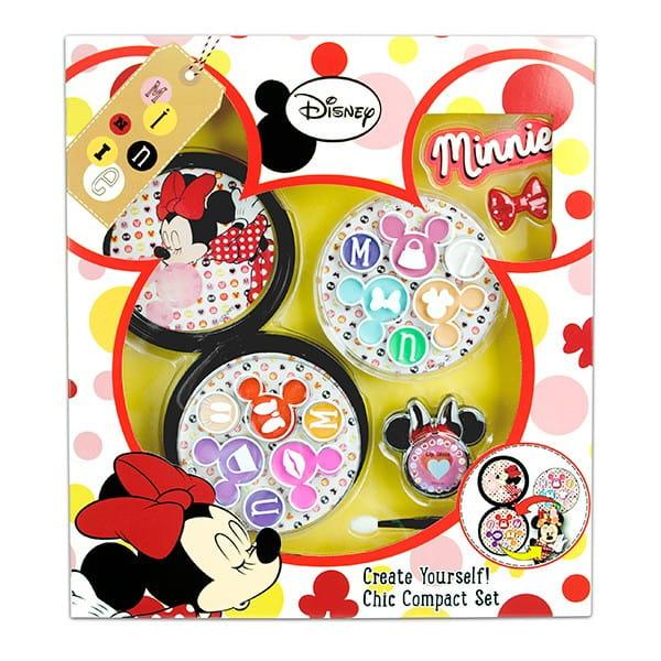 Набор детской декоративной косметики Markwins Minnie с футляром