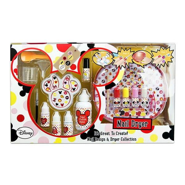 Большой набор детской декоративной косметики Markwins Minnie для ногтей