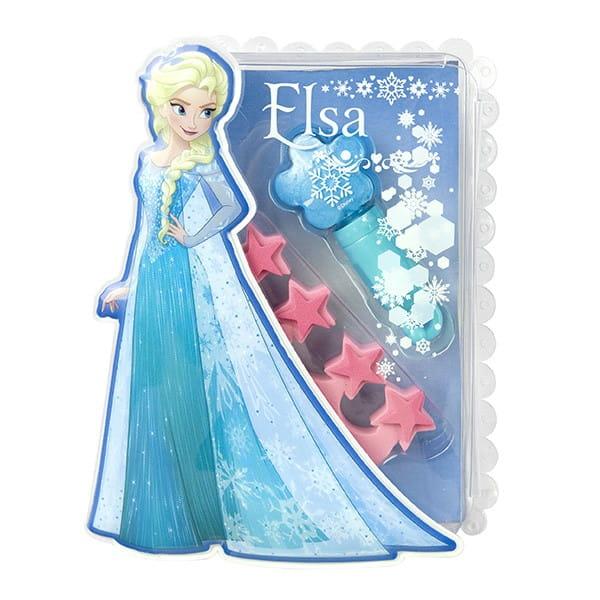 Купить Набор детской декоративной косметики Markwins Frozen - Эльза в интернет магазине игрушек и детских товаров