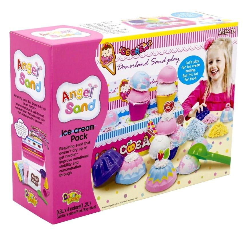 Набор для творчества Angel Sand МА05021 Мороженое