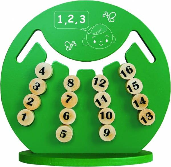 Логическая игра Краснокамская игрушка ЛИ-14 Интеллект