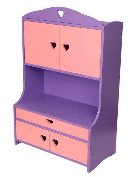 Купить Набор мебели Краснокамская игрушка Буфет в интернет магазине игрушек и детских товаров