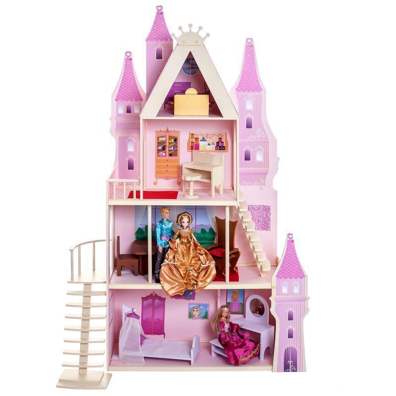 Кукольный дворец Paremo PD316-05 Розовый сапфир