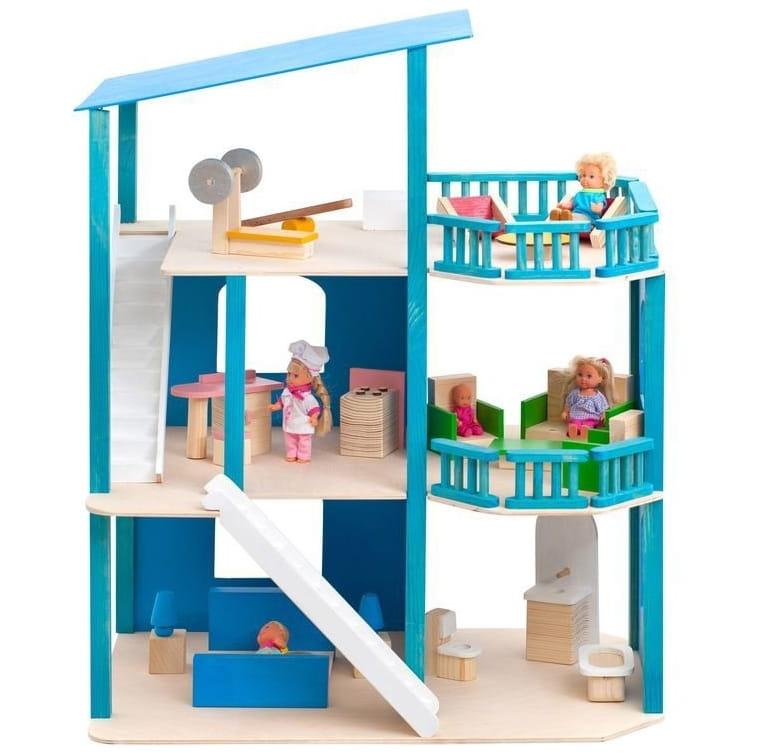 Кукольный домик Paremo PD216-03 Лазурный берег