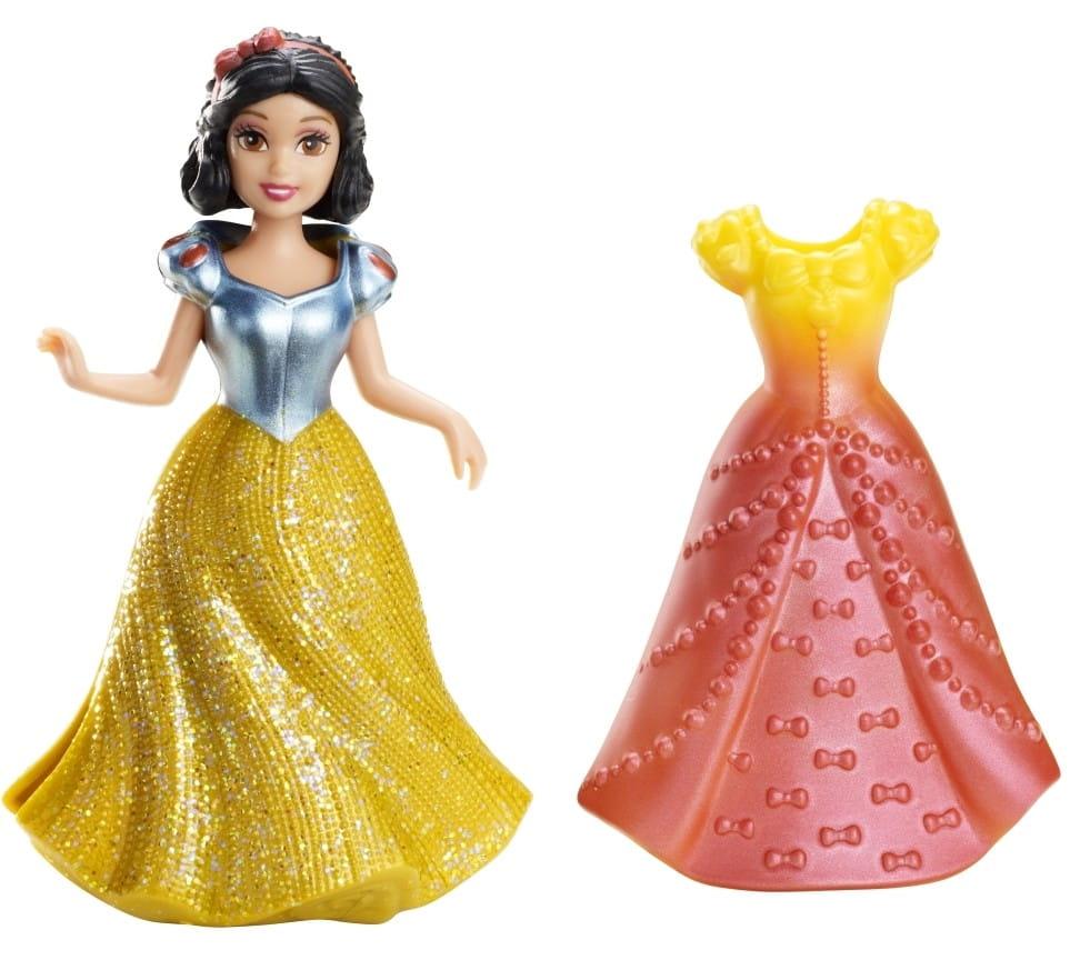 Мини-кукла Disney Princess X9404 Принцесса Диснея Белоснежка с платьем (Mattel)