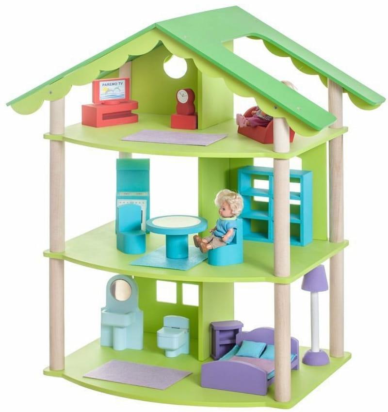 Кукольный домик PAREMO Фиолент