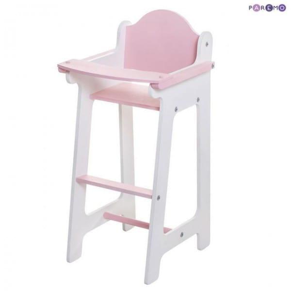 Стульчик для кормления Paremo PFD116-11 - розовый
