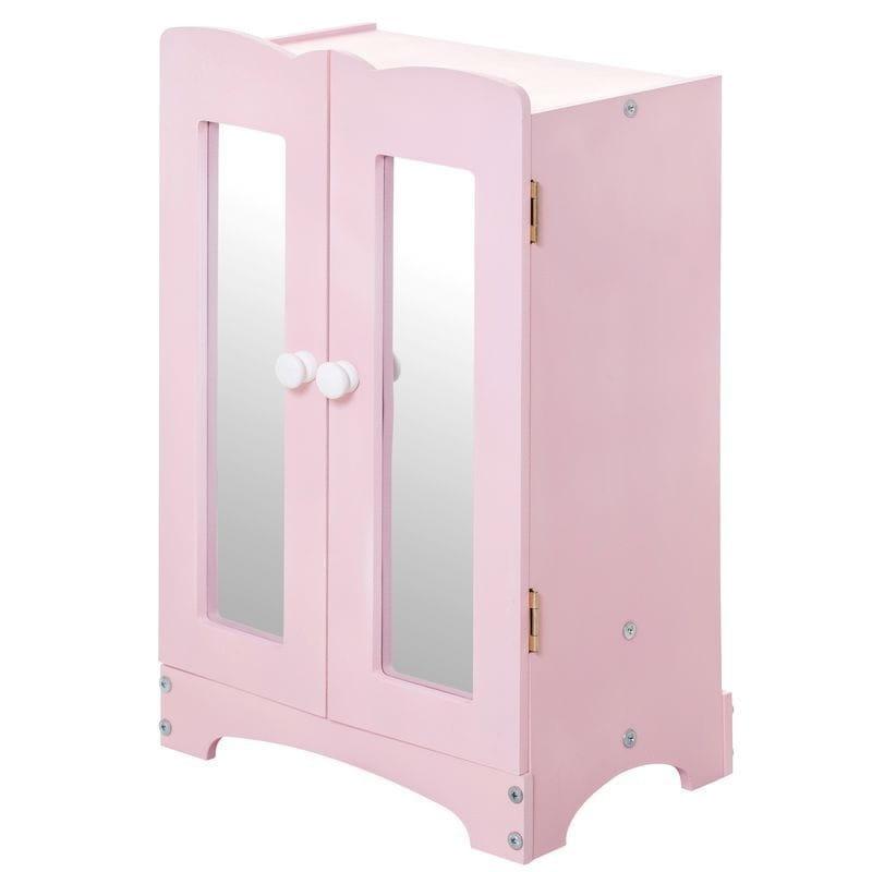 Кукольный шкаф Paremo PFD116-07 - розовый