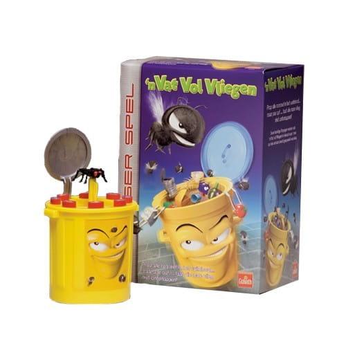 Купить Настольная игра Goliath Осторожно, мухи Travel в интернет магазине игрушек и детских товаров