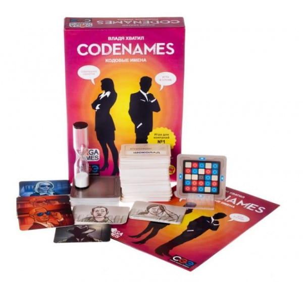 Настольная игра Gaga Games GG041 Кодовые имена