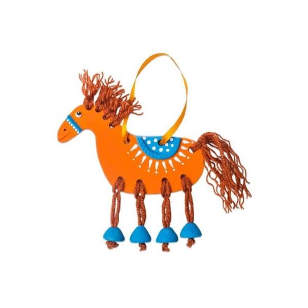 Набор для творчества Arti Г000671 Глиняная лошадка Боливар