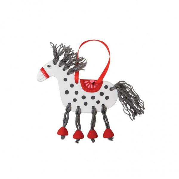 Набор для творчества Arti Г000674 Глиняная лошадка Анабель