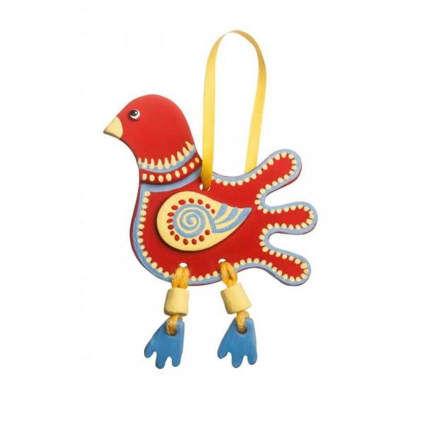 Набор для творчества ARTI Глиняная птичка Тутти