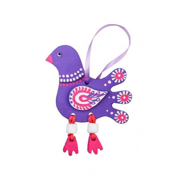 Набор для творчества Arti Г000683 Глиняная птичка Арчи