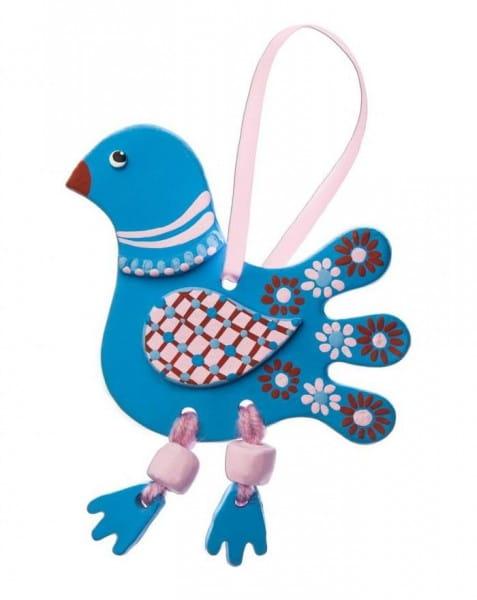 Набор для творчества Arti Г000684 Глиняная птичка Олли