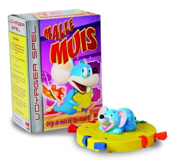 Купить Настольная игра Goliath Мышка-Воришка Travel в интернет магазине игрушек и детских товаров