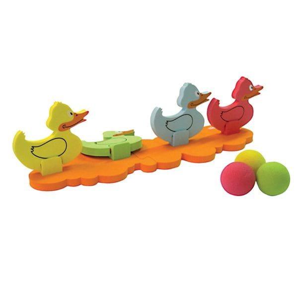 Купить Игра на ловкость Ouaps Сбей утенка в интернет магазине игрушек и детских товаров